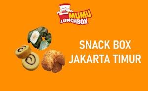 Pesan Snack Box Jakarta Timur
