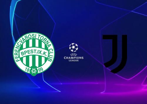 Ferencvaros vs Juventus -Highlights 04 November 2020