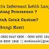 Profil Perusahaan & Info Pemesanan