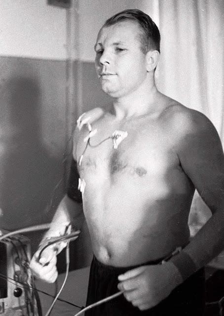 قبل 60 عامًا ، يوري غاغارين أول رائد فضاء في التاريخ