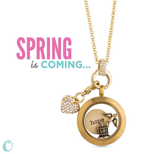 Origami Owl Lockets Made Of