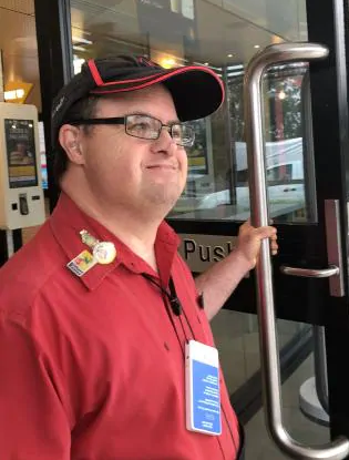 Fifty-Year-Old Australian McDonald's Worker With Down's Syndrome Retires After 32 Years