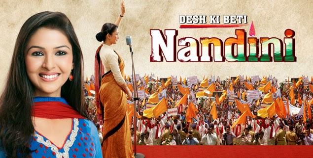 Desh Ki Beti Nandini Episode 124 - 28th April 2014 | The