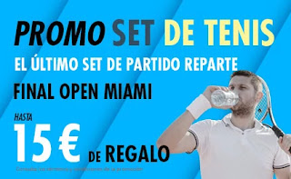 suertia promo final open miami 4-4-2021