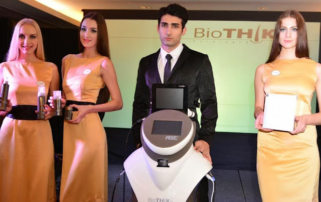 BioTHIK, BioTHIK pro, Instant Hair Transplant, hair Loss Treatment, hair building fiber