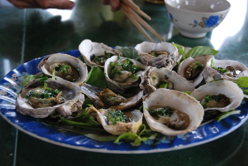 Nhà hàng Nhất Tự Sơn ở Sông Cầu
