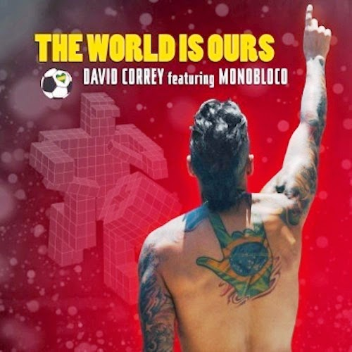 David Correy in Malaysia, David Correy, 2014 Fifa World Cup Song, Fifa 2014 World Cup, The World is Ours, Coca Cola, Coke