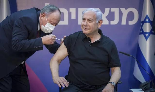 Israel fornecerá vacinas da Covid-19 para sobreviventes do Holocausto em todo o mundo