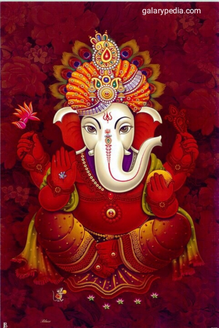 Hd lord ganesha images