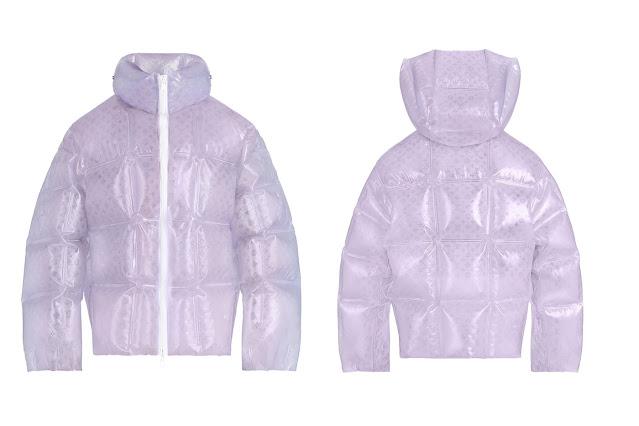 jaquetas infláveis Louis Vuitton