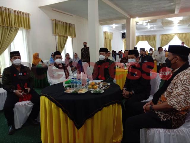 Dandim 0119 Bener Meriah  Bersama Forkopimda Hadiri Acara Silaturahmi BNPT