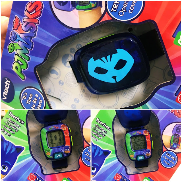 Vtech PJMasks Super Catboy Learning Watch