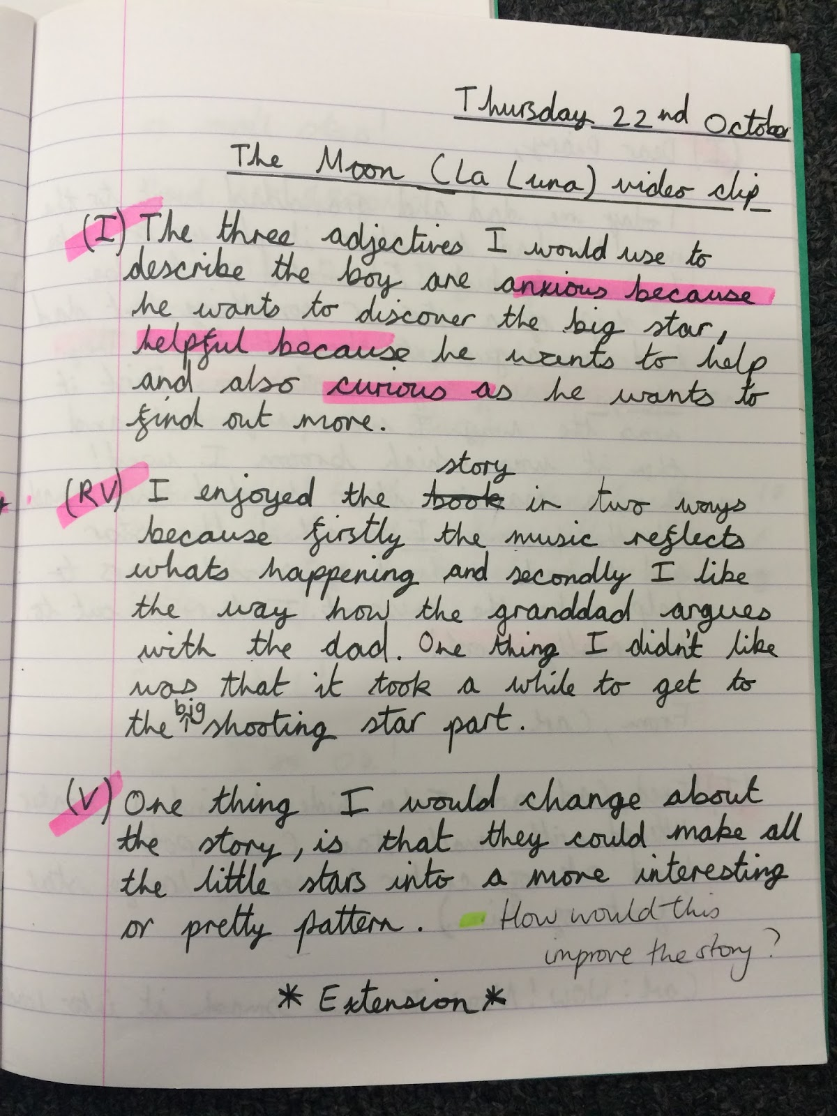 written task 2 diary entry Referred to in the paper 2 criterion c format   blog/diary entry  to the most  useful of the skills presented in the writing purposes section, for  recent exam  tasks pink boxes like this contain examples of how each text.