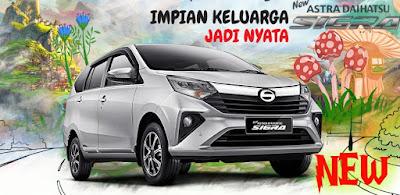 Promo Daihatsu new sigra dp murah Bekasi jakarta