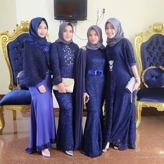 Baju Model Kebaya Untuk Muslimah Yang Cantik Dan Elegan