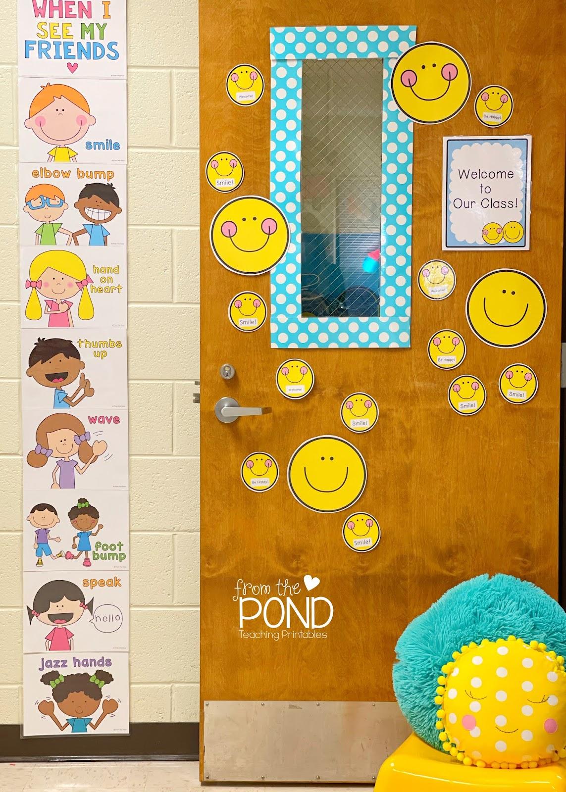 Door Displays