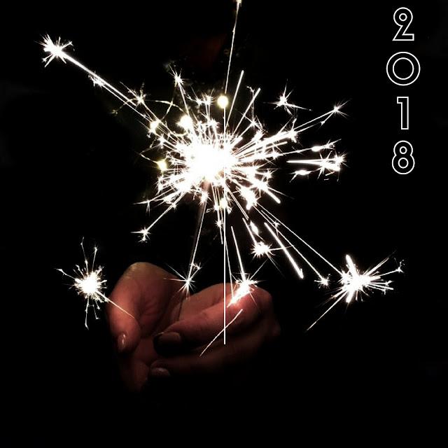 Życzenia Noworoczne od Any, Życzenia na Nowy 2018 rok, słodkiego miłego życia dla wszystkich czytelników www.any-blog.pl