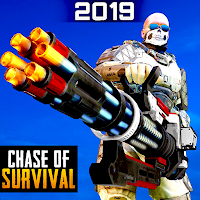 Chase Of Survival: Intense Action Shooting War Mod Apk