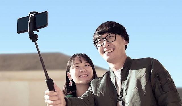 Xiaomi Selfie Stick a bom preço!