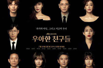 DRAMA KOREA GRACEFUL FRIENDS EPISODE 17 END SUBTITLE INDONESIA