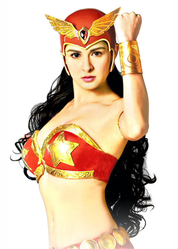 marian rivera sexy pics as darna 02