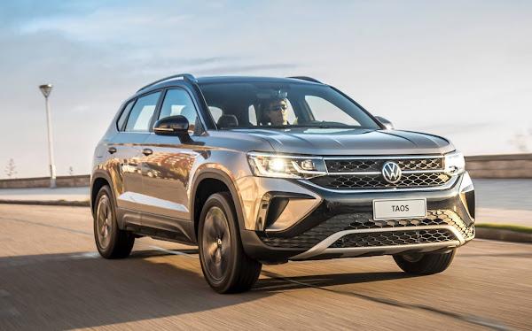 Volkswagen Taos Highline 2022