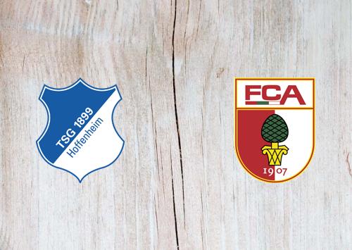Hoffenheim vs Augsburg -Highlights 07 December 2020