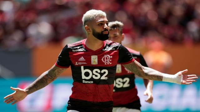 Flamengo inicia 2020 com título da Supercopa