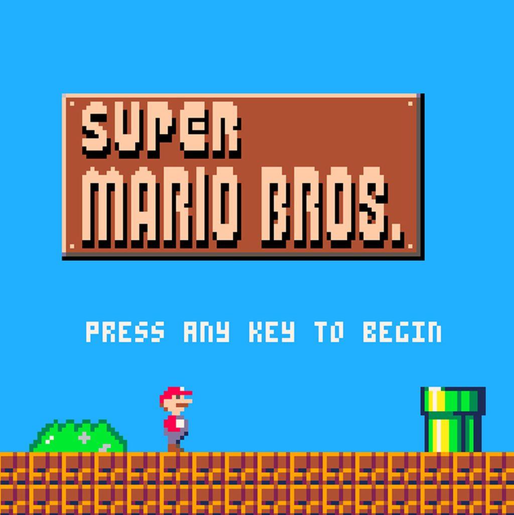 Indie Retro News: Super Mario Bros