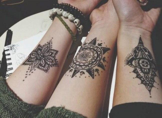 Ciekawska Magdalena Znaczeniesymbolika Tatuaży Wpadnij