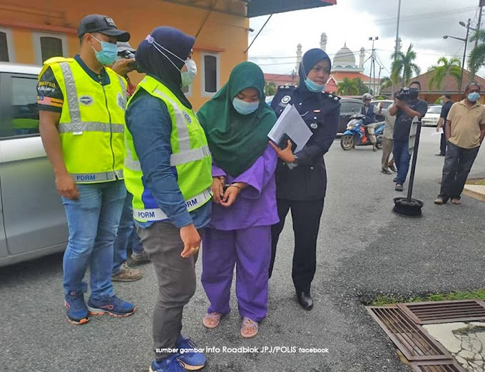 Rakan Baik Siti Nur Surya Di Tahan, Suspek Diserahkan Oleh Ibunya