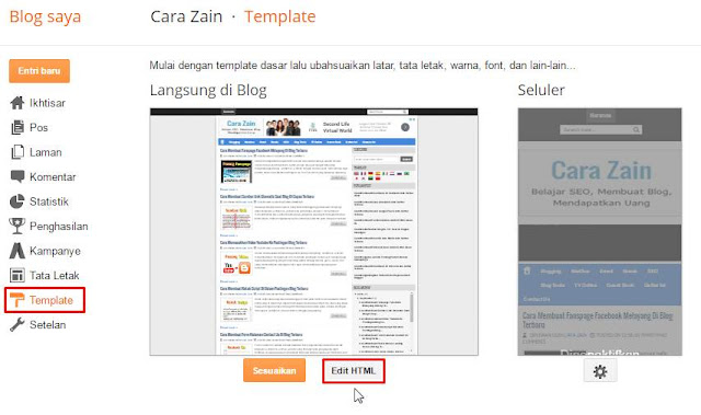 Cara Membuat Popular Post Warna Warni Di Blog Terbaru