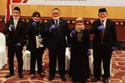 Kepala BP2MI Benny Rhamdani Lantik Pejabat Administrator dan Pejabat Fungsional di Sulut.