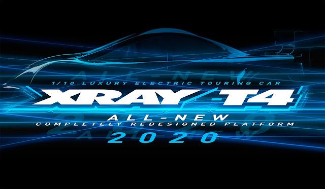X-Ray T4 2020 spec