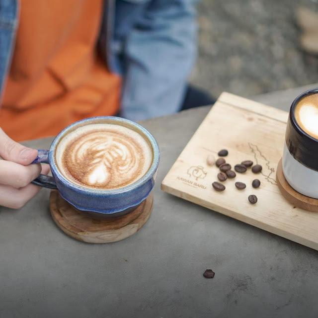 Harga Menu Kawan Baru Coffee & Talk Bogor