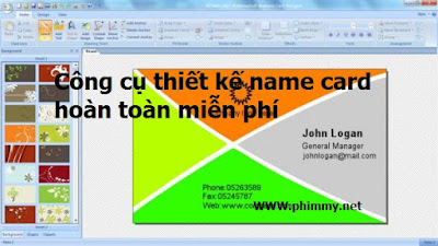 tạo name card, kiem tien online, kiếm tiền online,
