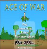 لعبة حروب رجل الكهف