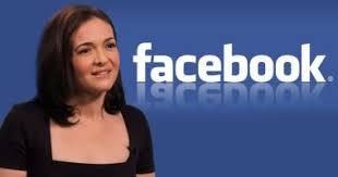 المرأة التى هزت الفيس بوك - المديرة التنفيذية لشركة فيس بوك