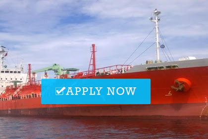 Need Crew For Chemical Tanker Ship
