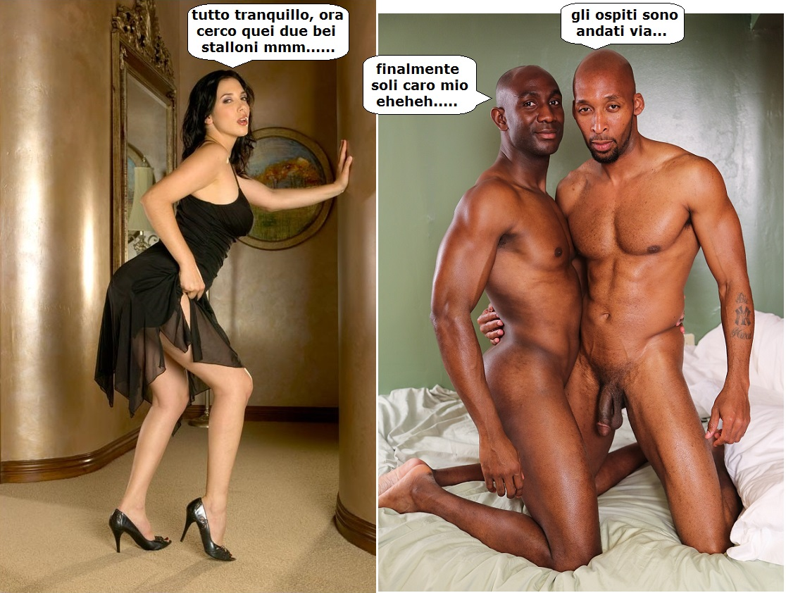 sesso gay veri maiali