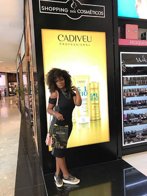 Inauguração Shopping dos Cosméticos - JK Shopping, agência youka,