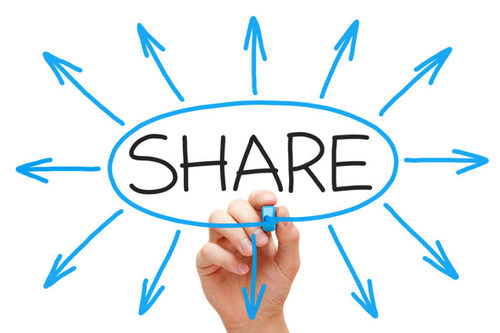 Make Content Easy to Share