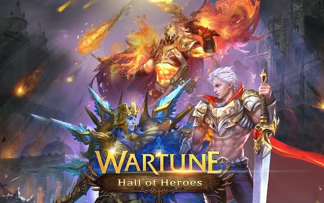 Wartune Hall of Heroes APK - Full Türkçe Yama APK Kurulum Ve