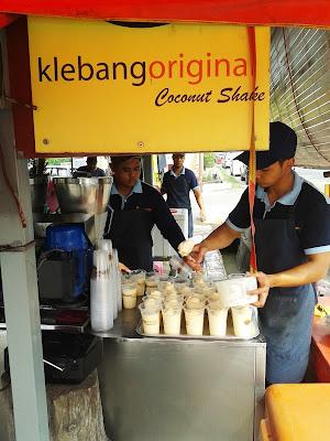 Original Coconut Shake