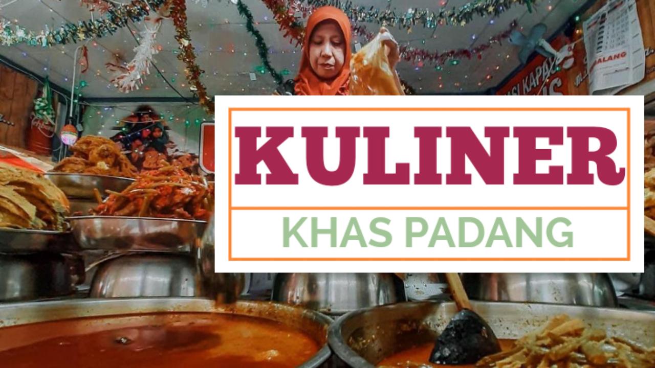makanan khas minang sumatra barat