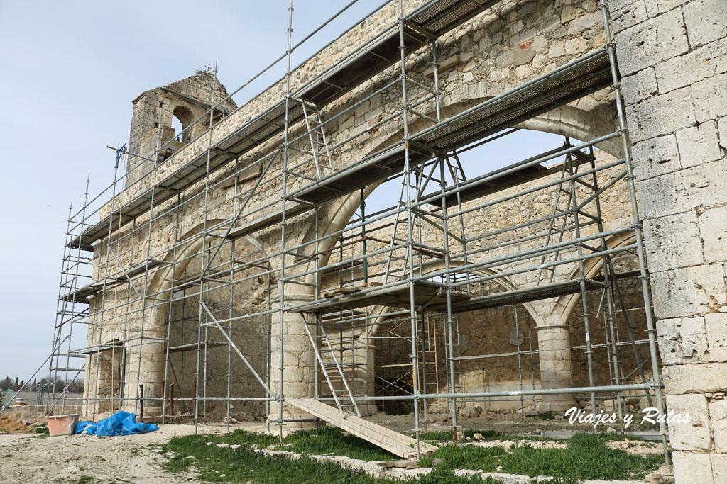 Iglesia de San Pedro de Tiedra