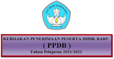 Persyaratan Khusus PPDB Tahun 2021-2022