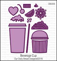 ODBD Custom Beverage Cup Dies