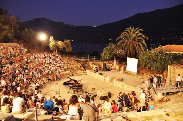 Προσφορά εισιτηρίων για τους κατοίκους της Αρχαίας Επιδαύρου για τις παραστάσεις του Μικρού Θεάτρου