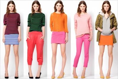 Tips Kombinasi Warna Baju Agar Lebih Menarik